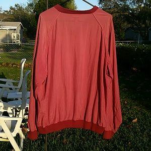 Haband Jackets & Coats - V-Neck Windbreaker Pullover